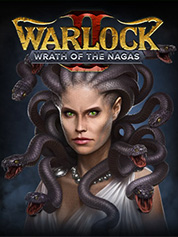 http://www.greenmangaming.com - Warlock 2: The Exiled – Wrath of the Nagas DLC 14.99 USD