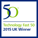 Deloitte Technology Fast 50 2015 UK Winner