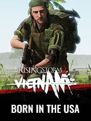 Rising Storm 2: Vietnam - Born In The USA DLC