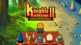 Knights of Pen & Paper 2 - Dragon Bundle
