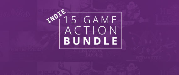 15 Indie Game Pack