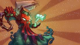 Awesomenauts: Wraithlord Scoop Skin