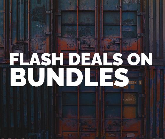 Flash Deals on Bundles