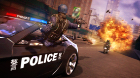 Sleeping Dogs: SWAT DLC