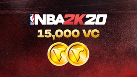 NBA 2K20: 15000 VC Pack