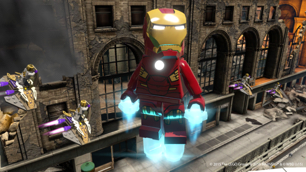LEGO: Marvel Avengers Deluxe Edition