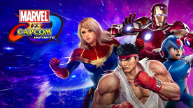 MARVEL VS. CAPCOM®: INFINITE