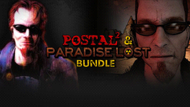 POSTAL 2 + Paradise Lost Bundle