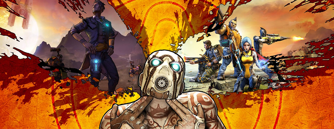 Borderlands 2 Game of the Year Edition - EB Games Australia