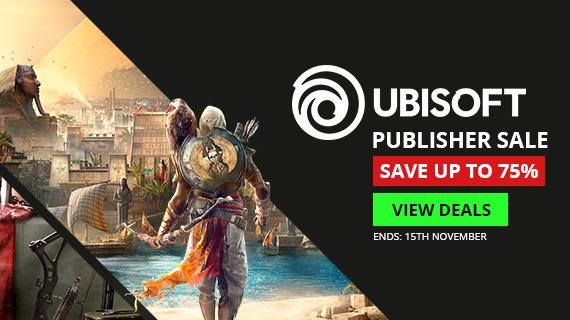 Ubisoft Promo