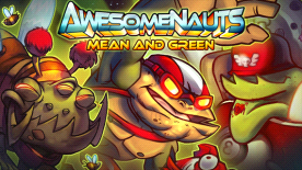 Awesomenauts - Mean and Green Bundle