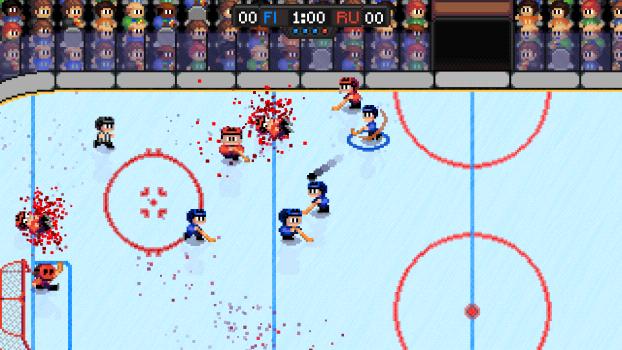 Super Blood Hockey Pc Steam Game Keys