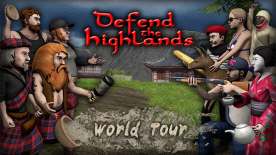 Defend the Highlands: World Tour