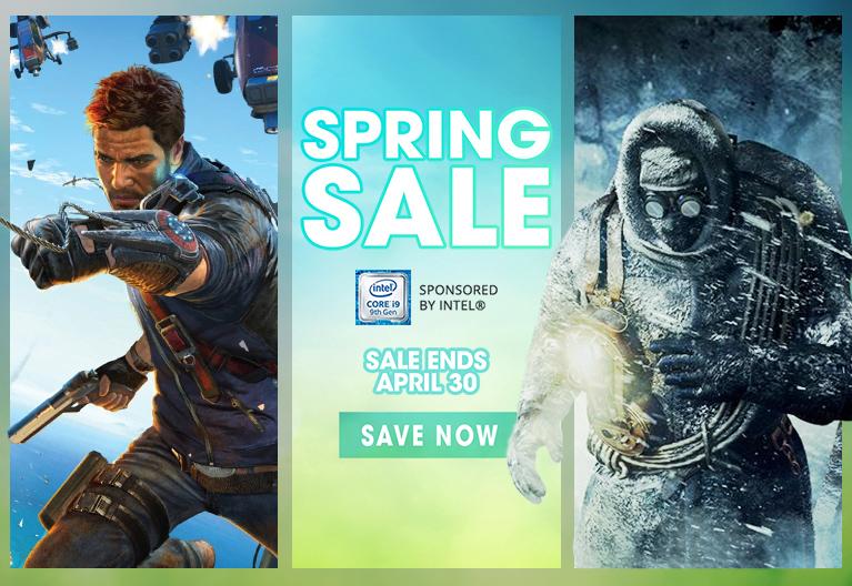 View All   Spring Sale at Green Man Gaming   PC Game Keys