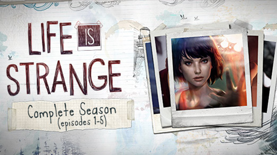 Life is Strange: Complete Season (Episodes 1-5) | PC - Steam