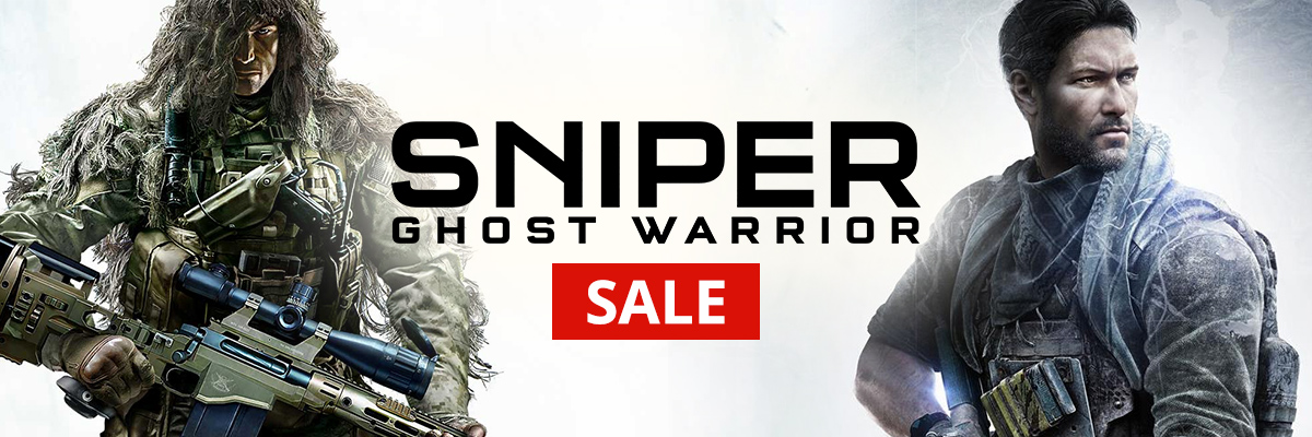 Sniper Ghost Warrior Titles