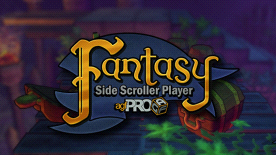 Axis Game Factory & Fantasy Side-Scroller Player