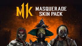 Mortal Kombat: Masquerade Skin Pack