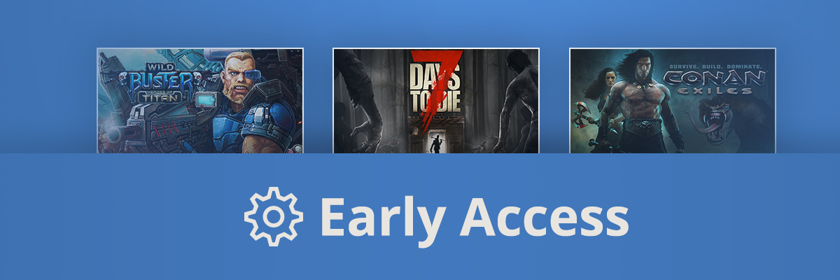 Early Access Titles