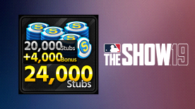 MLB THE SHOW 19 STUBS (24000)