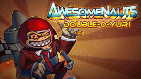 Awesomenauts - Double-O-Yuri Skin