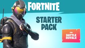 Fortnite Starter Pack for Battle Royale