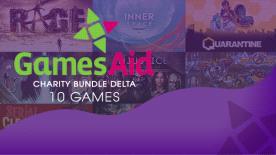 GamesAid 10 Game Charity Bundle Delta