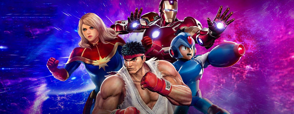 23eacde9482 Marvel Vs Capcom Infinite