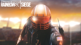 Tom Clancy's Rainbow Six® Siege: Castle Football Helmet