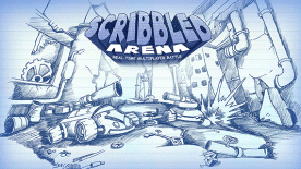 Scribbled Arena