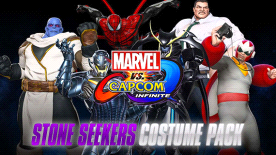 Marvel vs. Capcom: Infinite - Stone Seekers Costume Pack