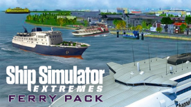 Ship Simulator Extremes - Ferry Pack