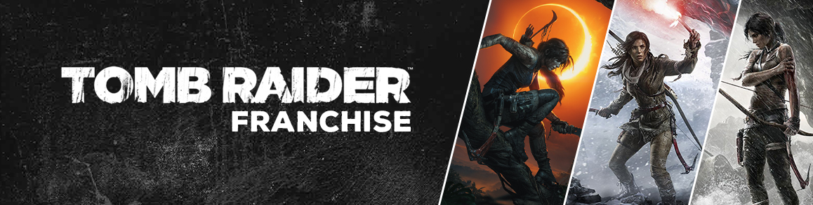 Tomb Raider Franchise