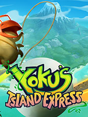 http://www.greenmangaming.com - Yoku's Island Express 19.99 USD