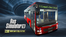 Bus-Simulator 16: MAN Lion´s City A47 M