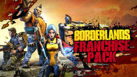 Borderlands Franchise Pack