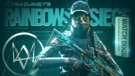 Tom Clancy's Rainbow Six® Siege – Ash Watch_Dogs Set DLC