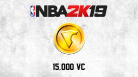 NBA 2K19: 15000 VC PACK