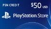 PSN CREDIT $50
