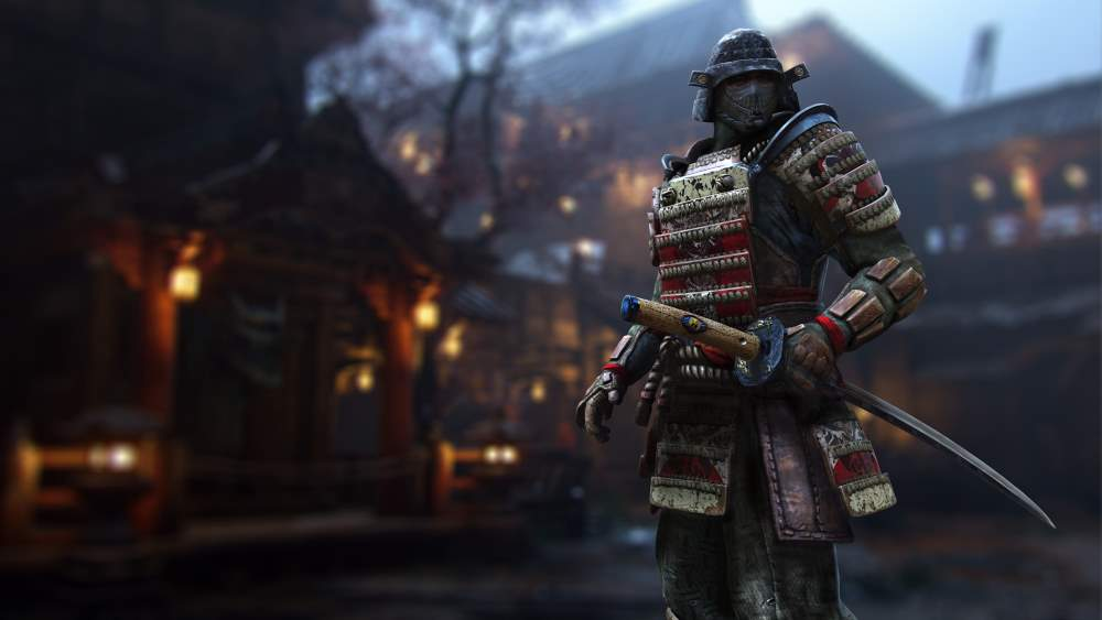 For Honor - The Kensei (vanguard Class)
