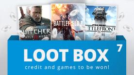 Lucky Seven Loot Box
