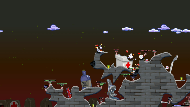 worms world party download rar