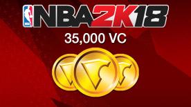 NBA 2K18: 35000 VC