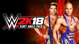 WWE 2K18 - Kurt Angle Pack