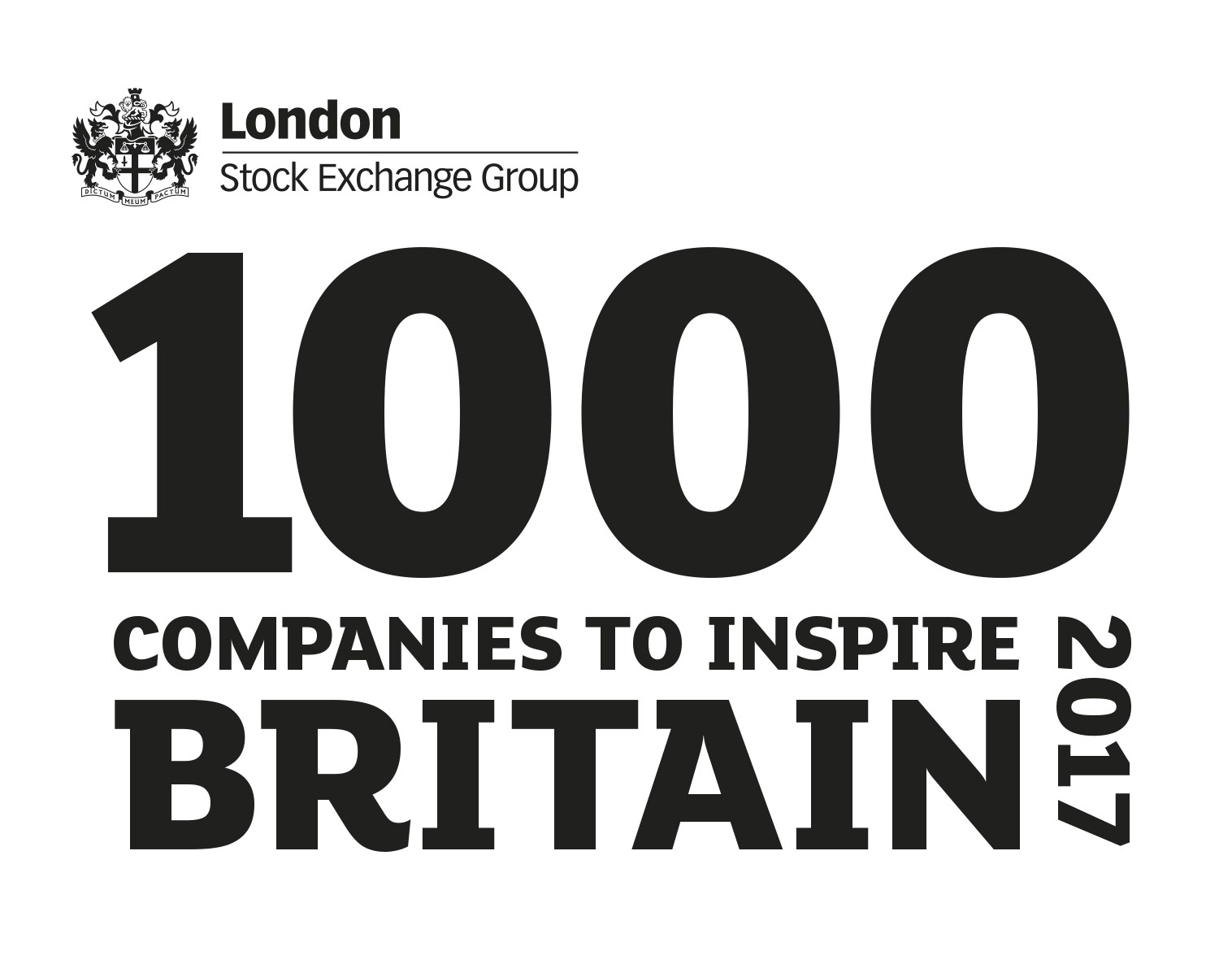 London Stock Exchange - 1,000 Companies to Inspire Britain 2017