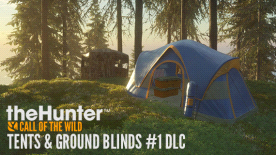 the Hunter™: Call of the Wild - Tents & Ground Blinds
