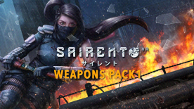 Sairento VR - Weapons Pack 1