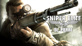 Sniper Elite v2 – The St Pierre DLC Pack