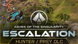 Ashes of the Singularity: Escalation - Hunter / Prey DLC