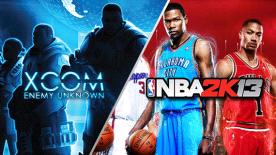 XCOM: Enemy Unknown & NBA 2K13 Pack